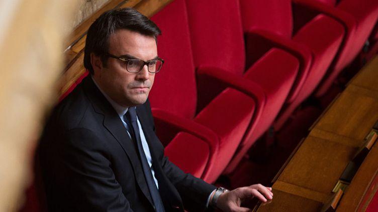 """(Thomas Thévenoud visé par une plainte de Bercy pour """"fraude fiscale"""" © MAXPPP)"""