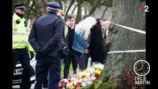 Royaume-Uni : les homicides à l'arme blanche en forte hausse