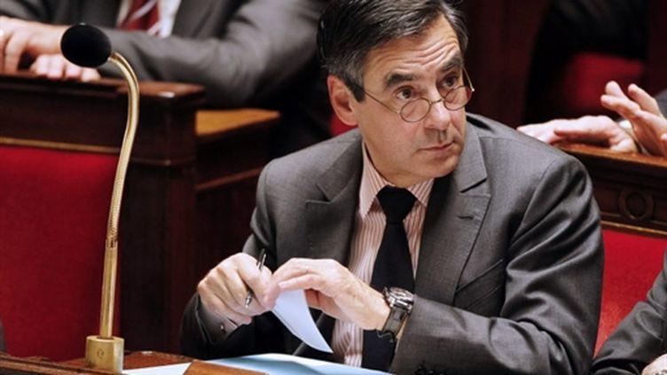 François Fillon (archives) (AFP/Joël Saget)