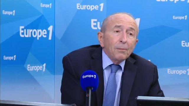 Gérard Collomb sur le projet de loi antiterroriste