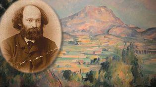 Le peintre Cézanne influencé par les maîtres italiens (Capture France 2)