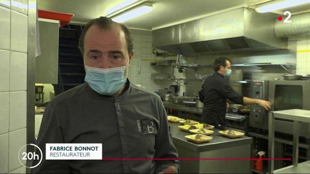 Covid-19 : dépités, les restaurants ne croient plus en une réouverture le 20 janvier