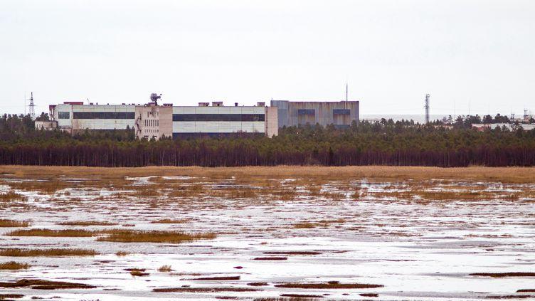 La base militaire deNyonoska dans la région d'Arkhangels, en Russie, le 9 novembre 2011.  (AFP)