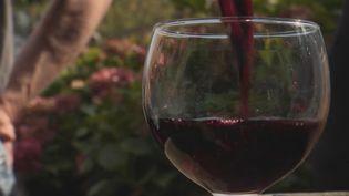 Les Français boivent de moins en moins de vin. (France 2)