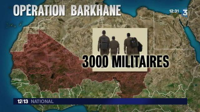 Mali : ces territoires qui échappent aux forces internationales