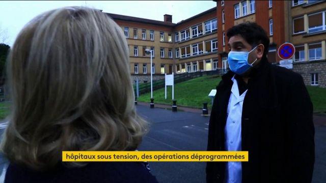 Covid-19 : la préoccupation des soignants suite à un nouvel afflux de patients dans les hôpitaux