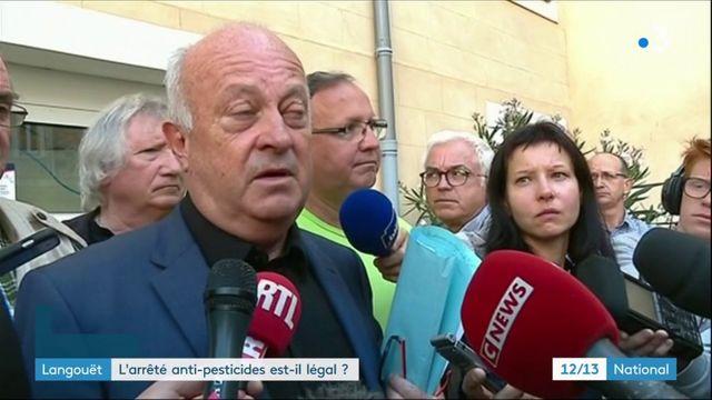 Pesticides : l'arrêté d'interdiction pris par le maire de Langouët est-il légal ?