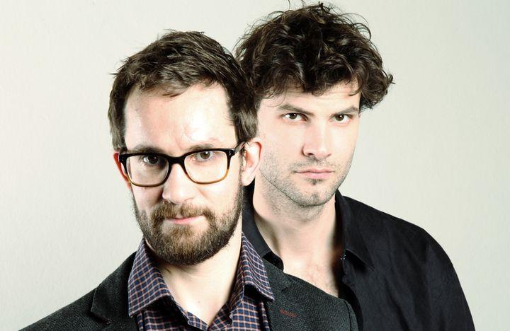 Émile Parisien et Vincent Peirani (2014)  (Act / Grosse Geldermann)