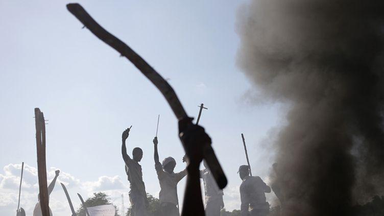 (Bangui s'enflamme de nouveau © Reuters/Goran Tomasevic)