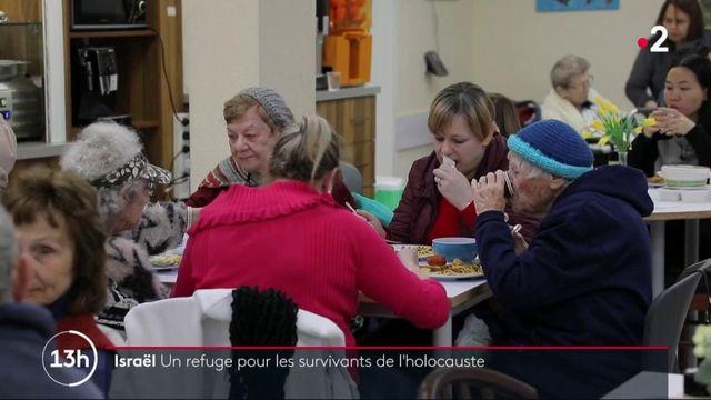 75 ans de la libération d'Auschwitz : en Israël, une maison de retraite réservée aux rescapés