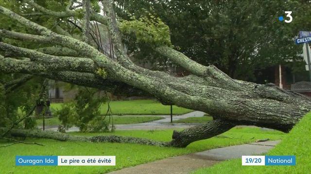 États-Unis : la Louisiane respire après le passage de l'ouragan Ida