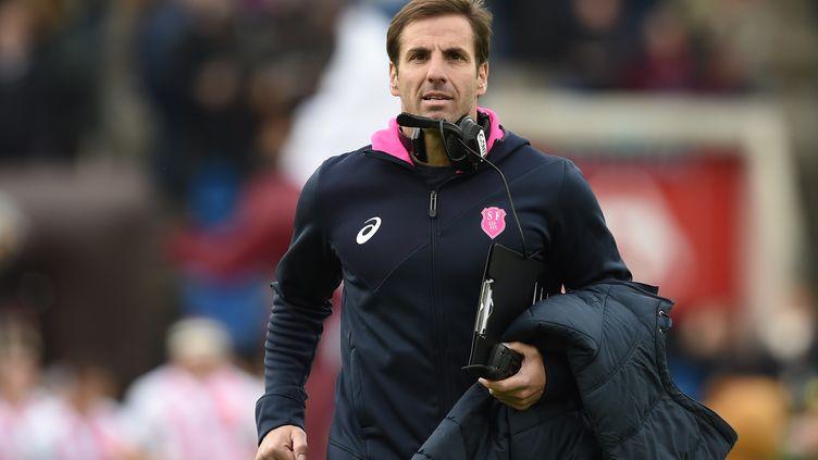 Gonzalo Quesada quite le Stade Français sur une déception, (NICOLAS TUCAT / AFP)