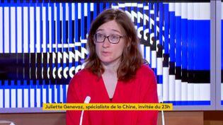 Juliette Genevaz (FRANCEINFO)