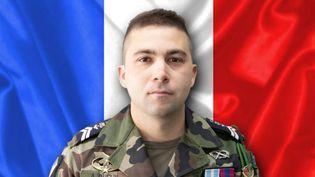 Le maréchal des logis Adrien Quélin, membre de la Force Barkhane, est mort au Mali, mardi 12 octobre 2021. (ETAT-MAJOR DES ARMÉES)