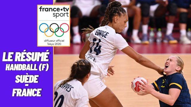 La France manque un penalty à la dernière seconde pour concéder un match nul face à la Suède (28-28) après une rencontre très serrée dans ce troisième match de poule. Les Scandinaves sont qualifiées, les Bleues vont devoir encore batailler.