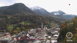 La ville de Berchtesgaden (Bavière). (France 2)