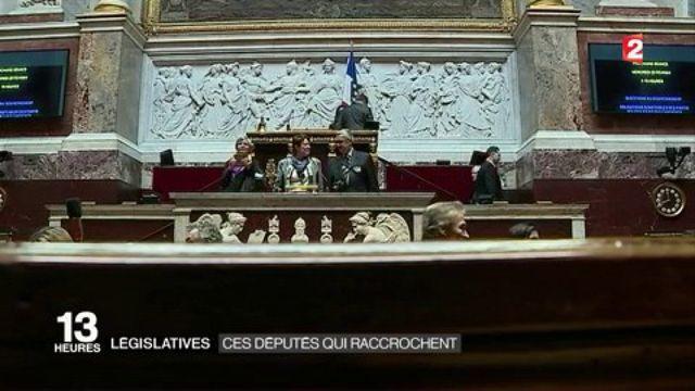 Législatives : ces députés qui renoncent à se représenter