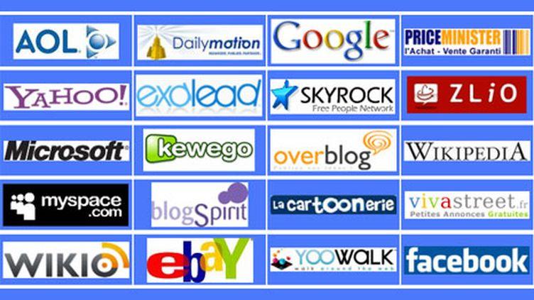 L'ASIC regroupe plus d'une vingtaine d'acteurs de l'internet actifs en France.