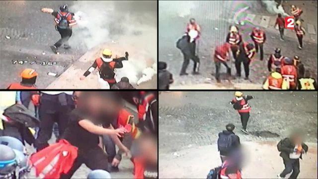 Retour sur les violences lors de la manifestation du 14 juin : la CGT a-t-elle participé