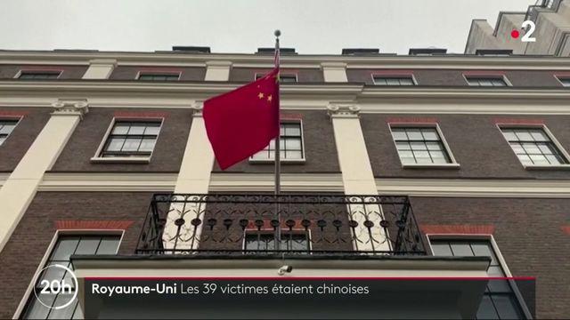 Royaume-Uni : les 39 personnes retrouvées mortes dans un camion étaient chinoises