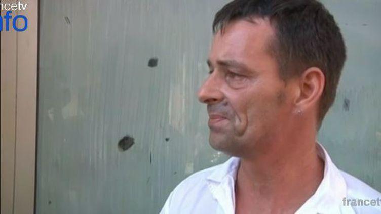 Eric Barbet, frère de Marie-Josée Benitez, disparue depuis le 14 juillet 2013 à Perpignan (Pyrénées-Orientales). (FRANCE 3 / FRANCETV INFO)