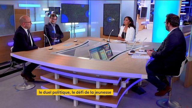 Duel politique : le Grand oral de Jean-Michel Blanquer et le rôle de la jeunesse au cœur des débats