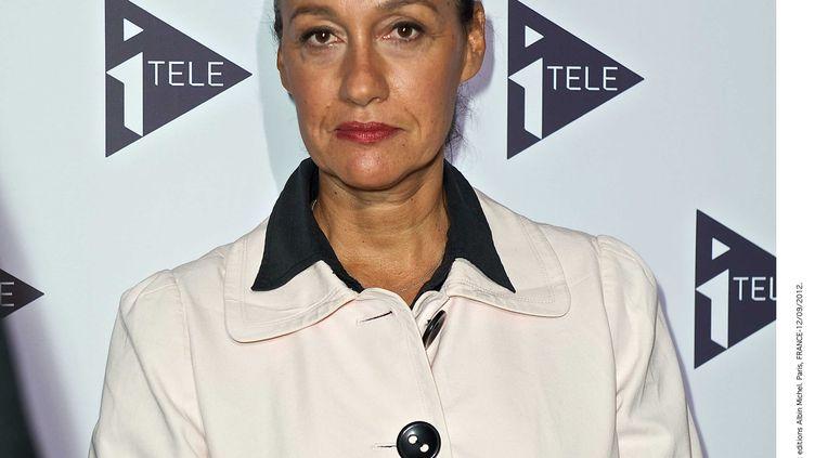 La journaliste Laurence Haïm, le 12 septembre 2012 à Paris. (GUILLAUME COLLET / SIPA)