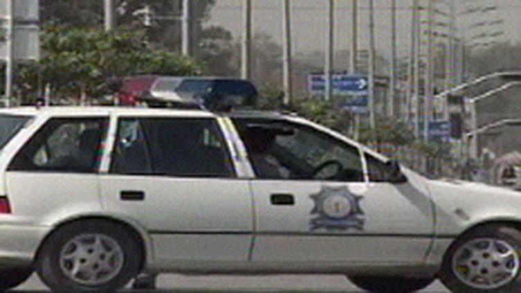 Rawalpindi sous surveillance après une attaque et une prise d'otages, le 10 octobre 2009. (France 3)