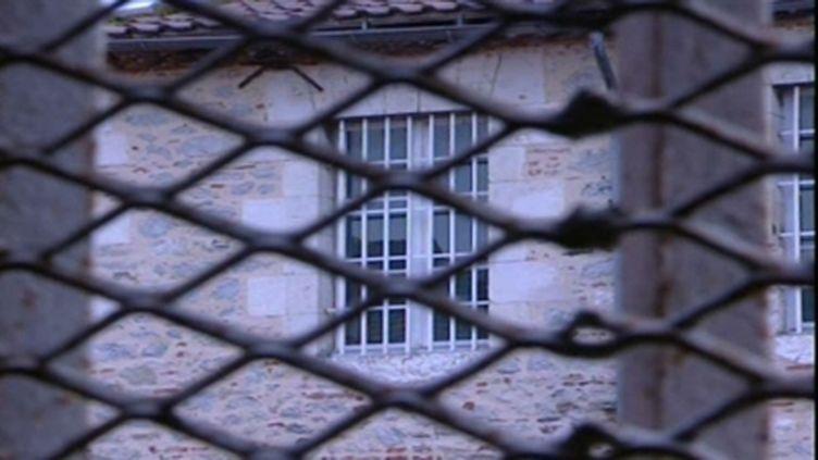 La prison de Cahors est l'une des plus anciennes de France. (France 3 Toulouse)