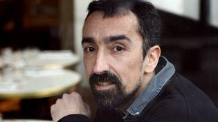 Portrait du scénariste de BD Fabien Nury  (BERTRAND GUAY / AFP)