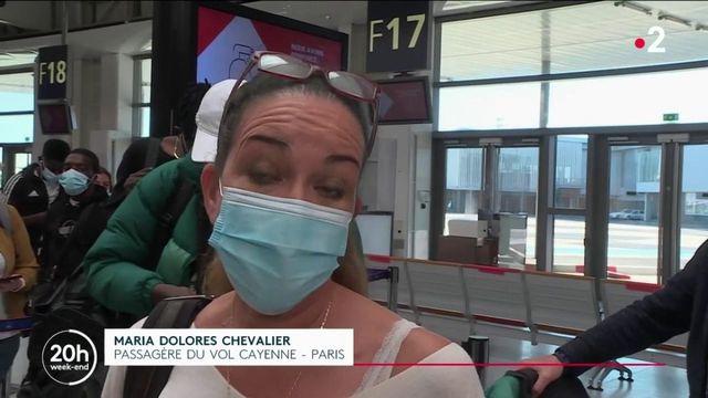 Covid-19 : certains passagers forcés de respecter une quarantaine renforcée