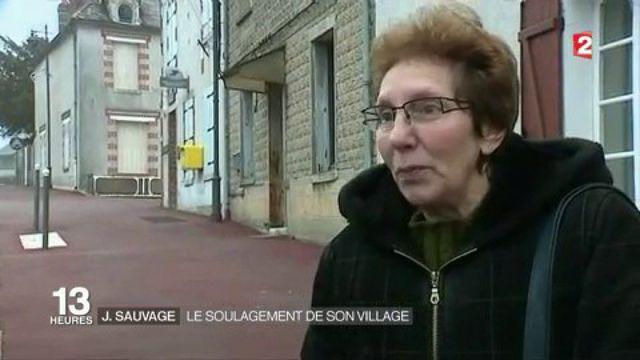 Jacqueline Sauvage : le soulagement de son village