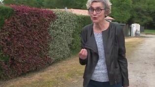Pour éviter d'engorger les tribunaux, Hélène Erlingsen-Creste se déplace pour résoudre les conflits mineurs. (France 3)