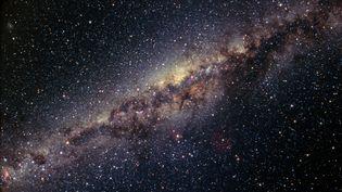La Voie lactée vue dans le ciel de Namibie, le 15 juin 1999. (SEBASTIAN VOLTMER / AFP)