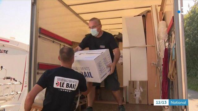 Bretagne : depuis le confinement, les déménagements se multiplient dans la région