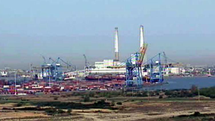 Le port de Marseille (archives) (France 2)
