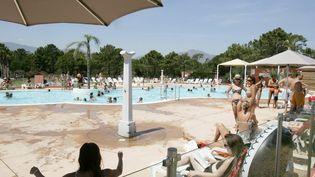 Club de vacances Belambra à Borgo, en Corse. (MAXPPP)