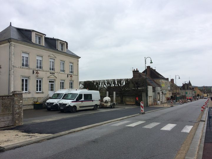 Mairiede Berd'huis (Orne) (RADIO FRANCE / ARIANNE GRIESSEL)