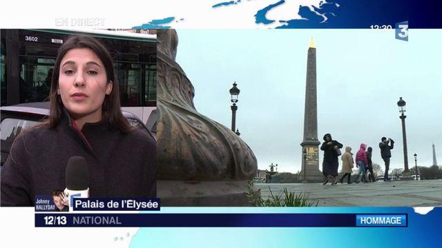 L'Élysée prépare l'hommage national