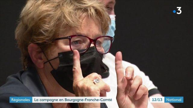 Élections régionales : qui l'emportera en Bourgogne Franche-Comté ?