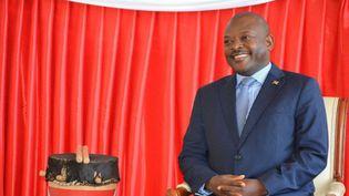 Le président du Burundi Pierre Nkurunziza, en décembre 2016. (Renovat Ndabashinze / Agence Anadolu)