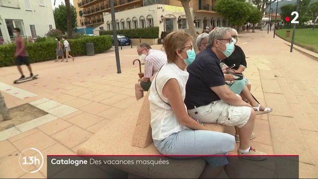 Catalogne : des vacances masquées