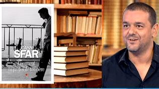 André Sfar, le père de Joann Sfar, était un vrai personnage de roman.  (France 3 Culturebox)