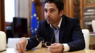 La maire LR de Reims est favorable à un nouveau confinement après Noël, pour lutter contre le Covid-19. (ALEXANDRE MARCHI / MAXPPP)