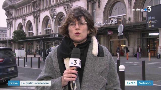 Grève des transports : amélioration du trafic en Île-de-France