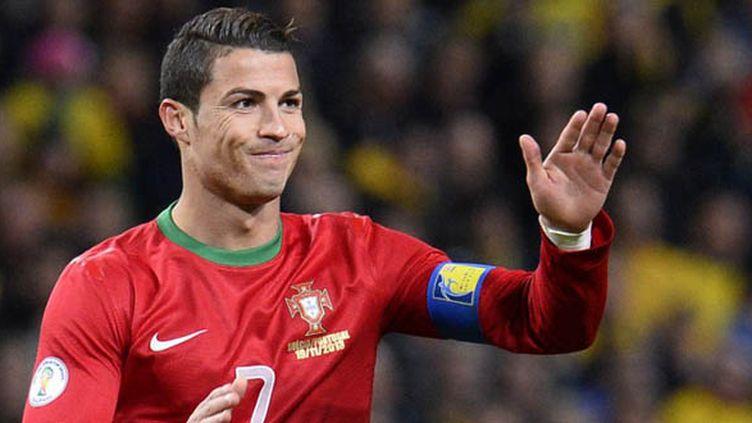 Cristiano Ronaldo a enfin marqué dans ce Mondial (JONATHAN NACKSTRAND / AFP)