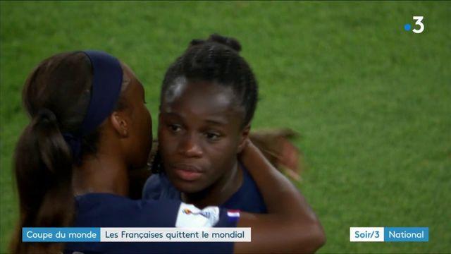 Coupe du monde féminine : la fin des espoirs pour les Bleues