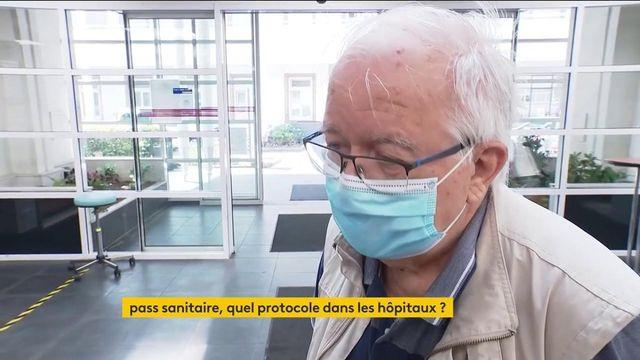 Pass sanitaire : quelle organisation dans les hôpitaux ?