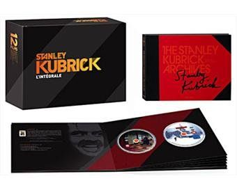 Coffret intégrale Stanley Kubrick édité par Warner  (Warner Bros Entertainment)