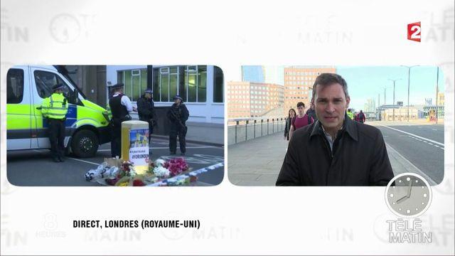 Le groupe Etat islamique a revendiqué l'attaque de Londres